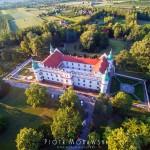 Zamek w Baranowie Sndomierskim-25 czerwiec 2018-Piotr Morawski - Lato