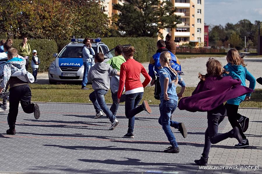 IV Piknik rodzinny w szkole podstawowej nr 10 w Tarnobrzegu
