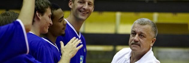 Prezentacja drużyny KKS Jezioro Tarnobrzeg 2012.