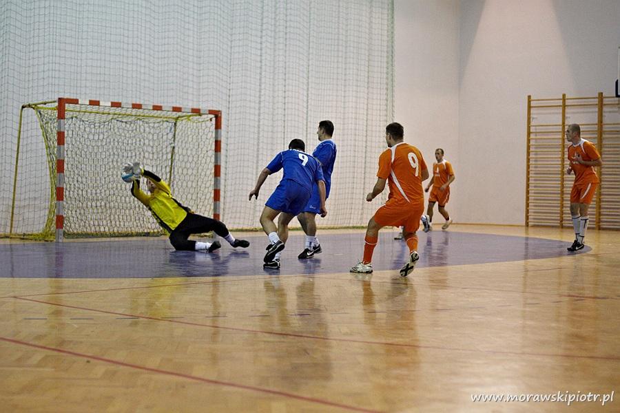 Futsal Sandomierz – 2 kolejka